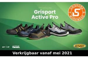 Grisport Active Pro Lijn (S1P): vanaf mei 2021 in onze collectie