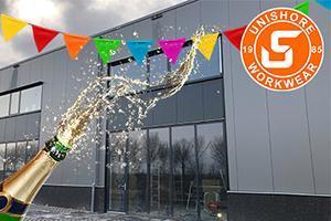 Unishore Bedrijfskleding Zwaag geopend