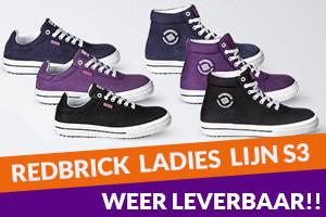 Redbrick Dames Werkschoenen.Weer Leverbaar Redbrick Ladies Werkschoenen Al Het Nieuws In Een