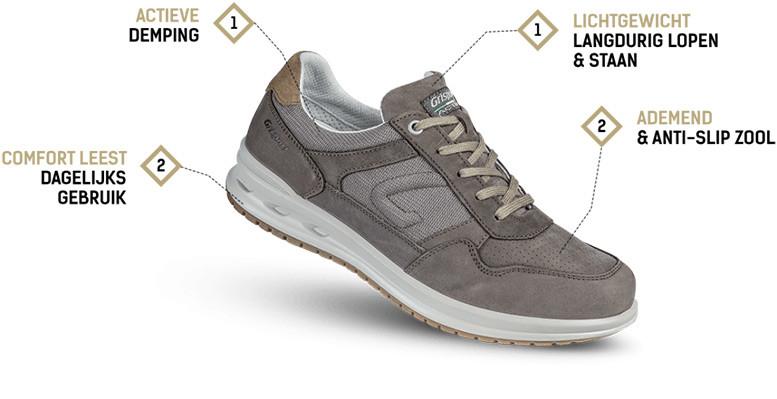 grisport active schoenen